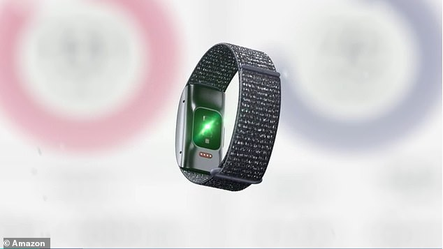 The Halo Privacy Policy states that Amazon will not sell data captured by the wearable device and uploaded to the app without the user's permission.  But according to the Washington Post, the policy is not saying that the tech giant cannot take advantage of it
