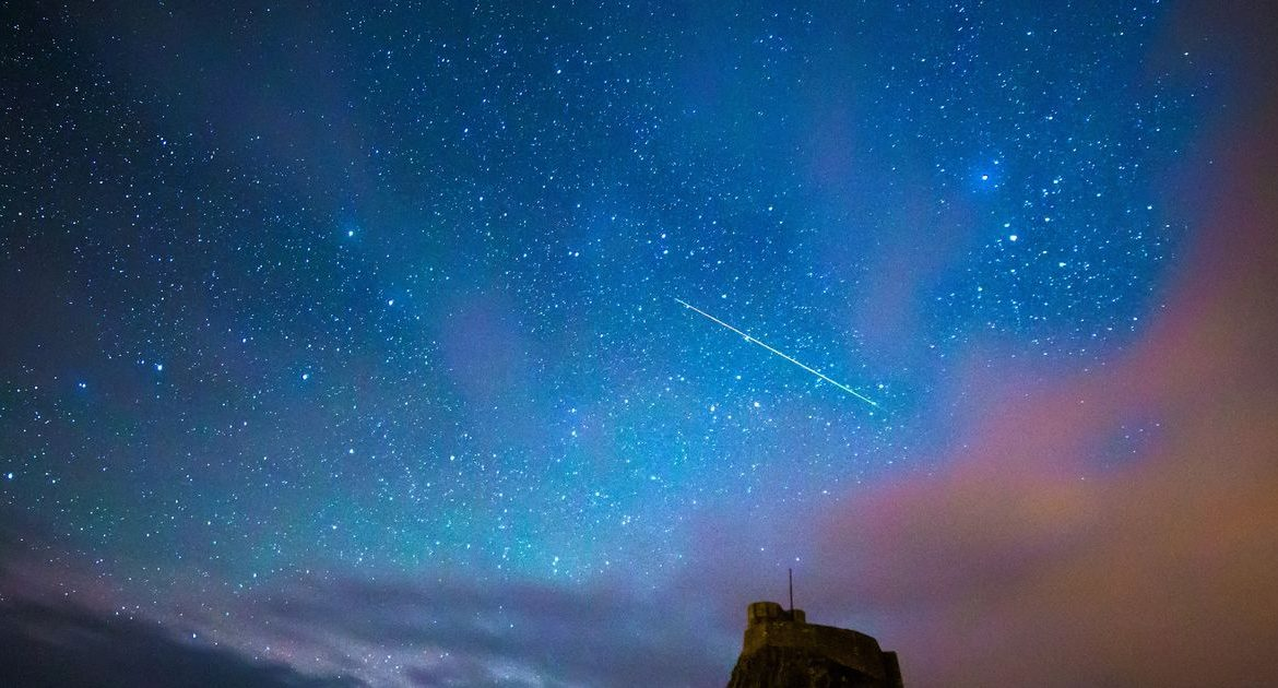 'Great event' lined up for Sunday night with annual Geminid meteor shower