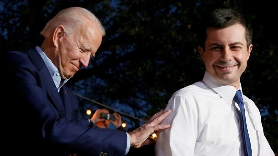 Joe Biden chooses his main rival Pete Buttigieg as Minister of Transportation
