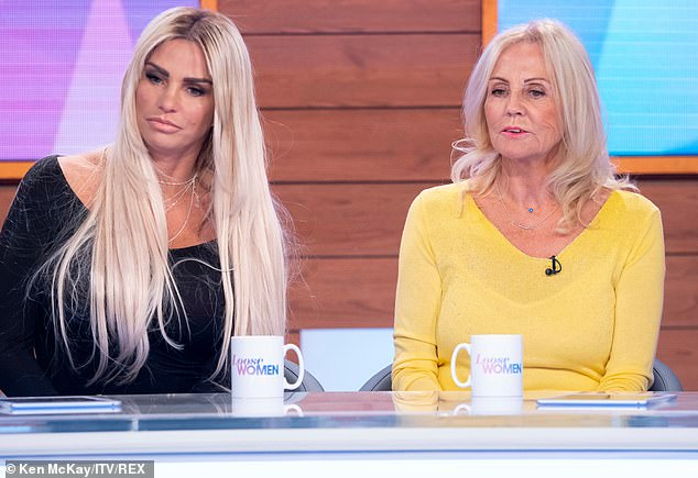 Health: When Amy was first diagnosed, doctors gave her a life expectancy of three to five years (pictured on The Loose Woman last year)