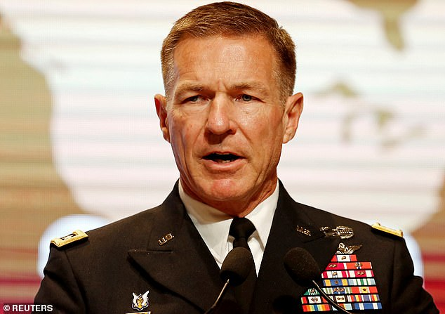Army Chief of Staff General James McConnville issued a statement saying that the Army