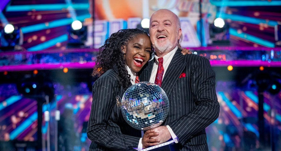 Viewers sternly say Bill and Ottie deservedly win because other couples are being robbed