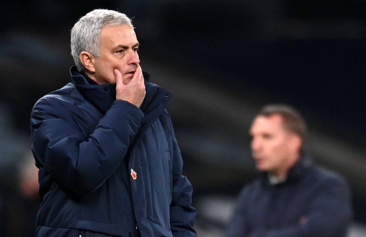 Tottenham's tactics were discovered by Jose Mourinho as Gareth Bale became increasingly anxious