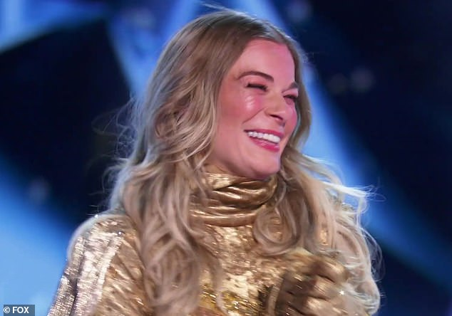 Champ: It was a dramatic finale to Season 4 The Masked Singer, in which LeAnn Rimes capped a win