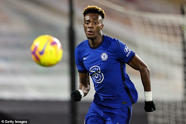 Tammy Abraham is another striker choice for Chelsea if Werner does not start scoring