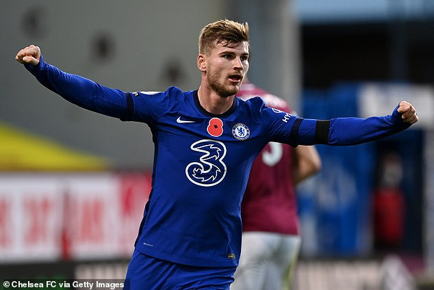 Werner got off to a very positive start in life at Chelsea after moving from Leipzig for £ 53m
