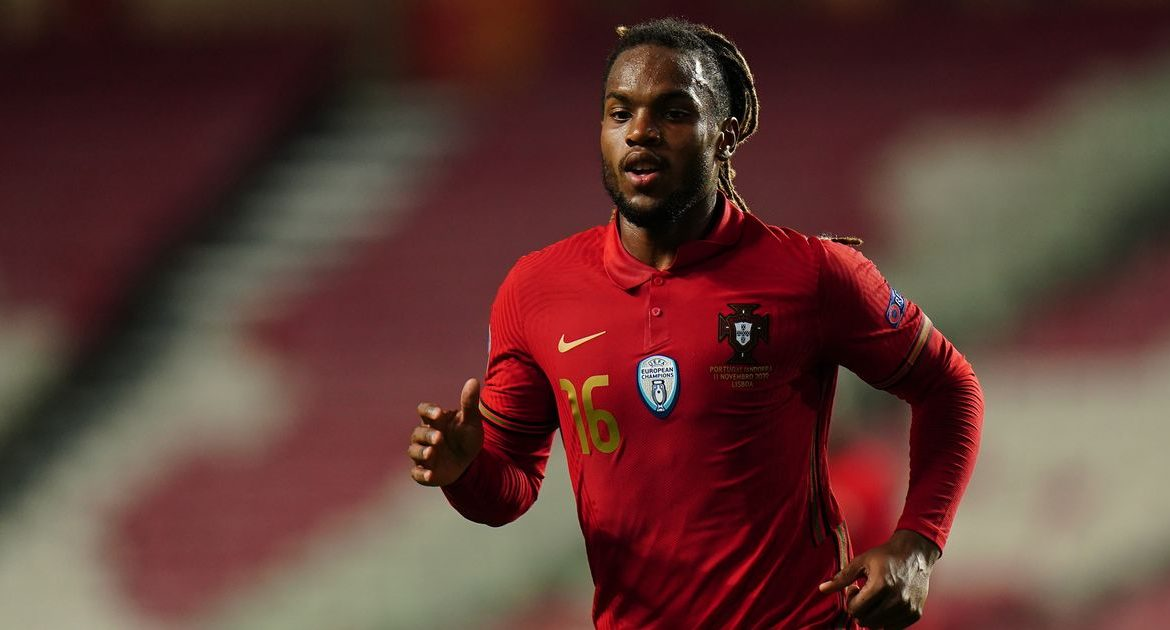 Liverpool's position on Renato Sanchez as the January transfer window approaches