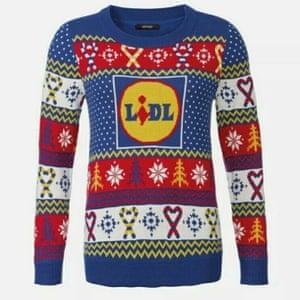 Lidl now sells her own seasonal jacket.
