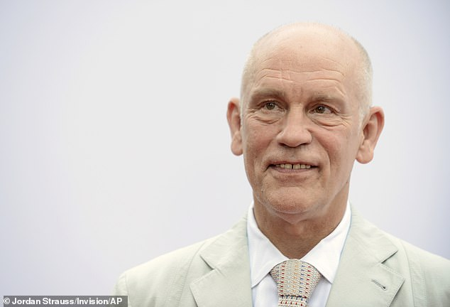 Work hard: After losing his nearly $ 50 million fortune on Madoff's 2008 scheme, the very cool Malkovich said, `` I had to do more work that was paid for a number of years, and work all the time, '' while adding: How Most people live all the time;  In the photo 2019