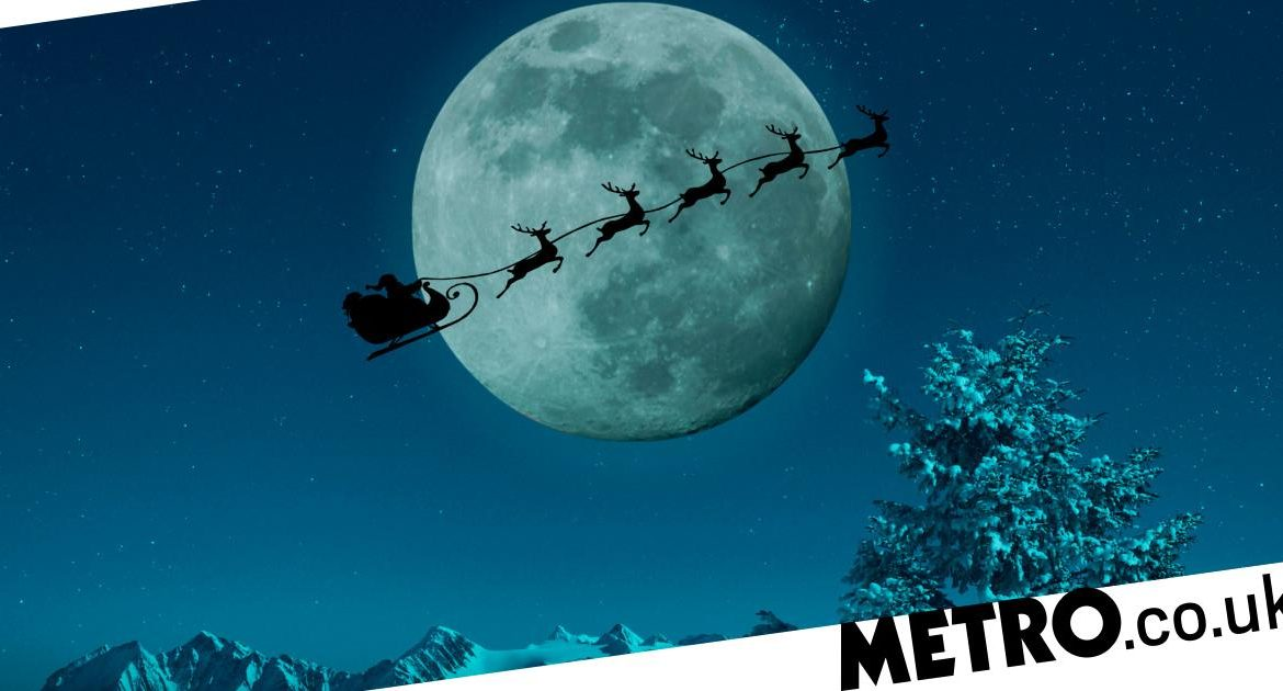 Where is Santa now?  Track Santa this Christmas with NORAD and Google