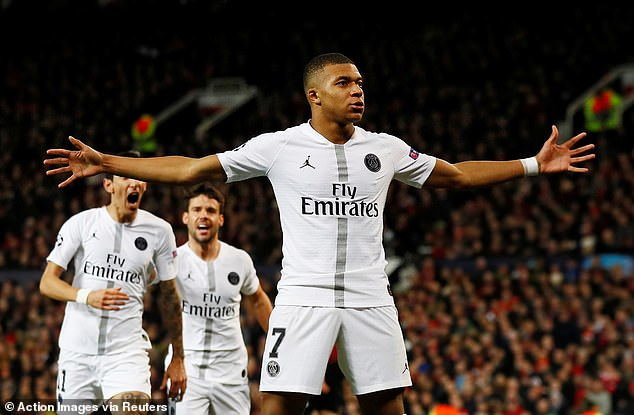 Mbappe scored 83 goals in 98 matches under Tuchel as the German raised his profile