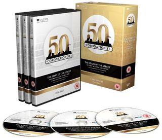 Street Coronation Stars - 50 Years, 50 Classics [DVD]