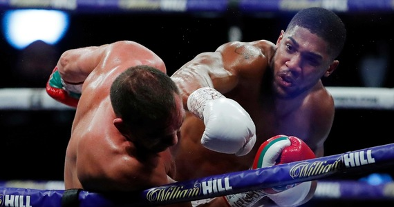 Box.  Fight Rage - Joshua is instead out of the UK