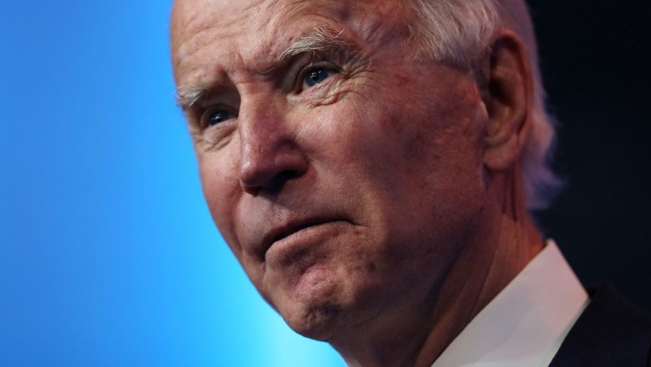 Biden's victory cemented as six states finished the election battlefield