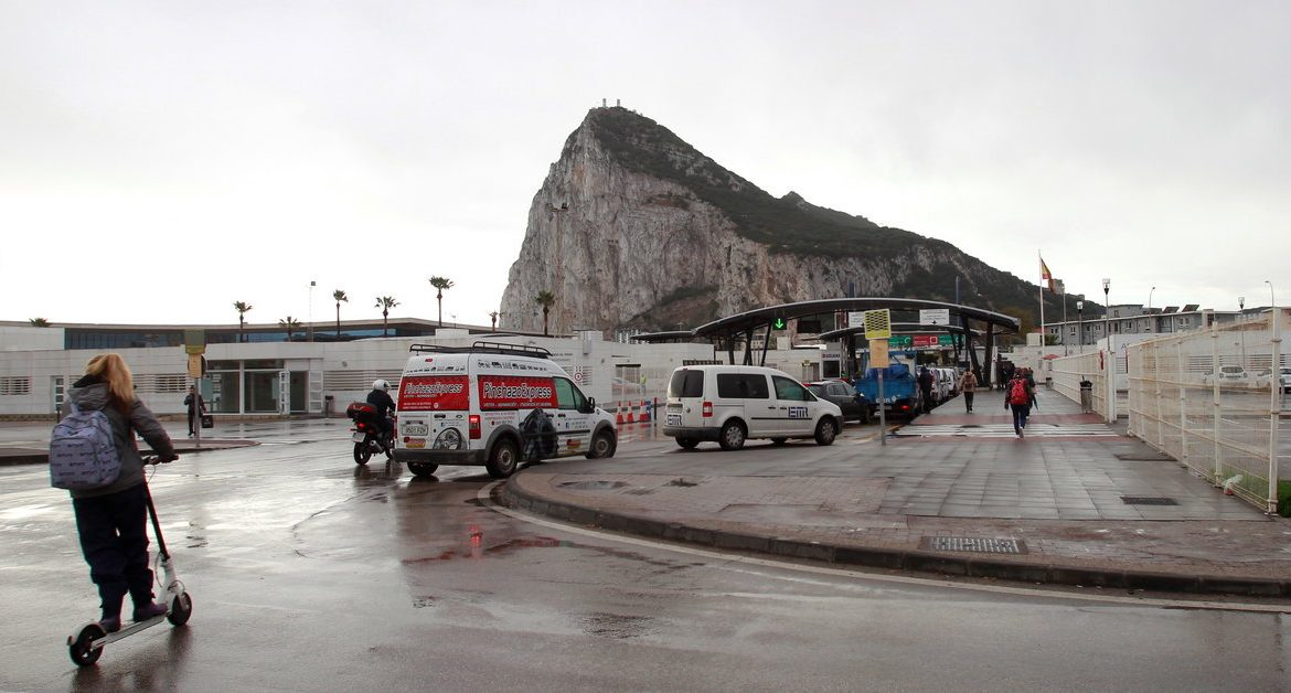 Brexit: A pressing problem with the Spain-British border in Gibraltar