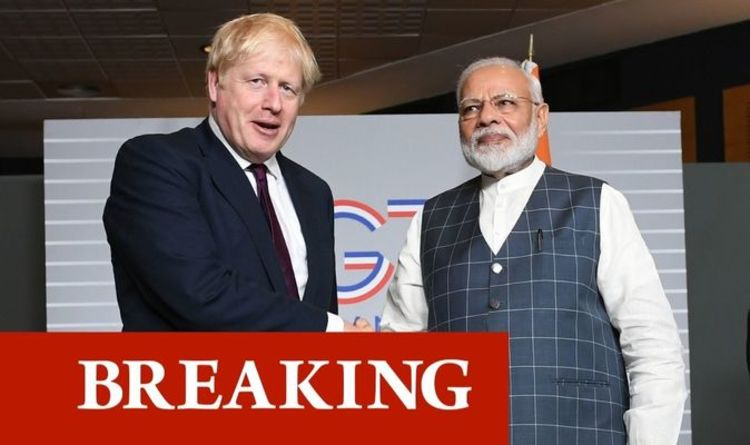 Brexit News: UK plans Brexit deal with India - big step planned |  United Kingdom |  News