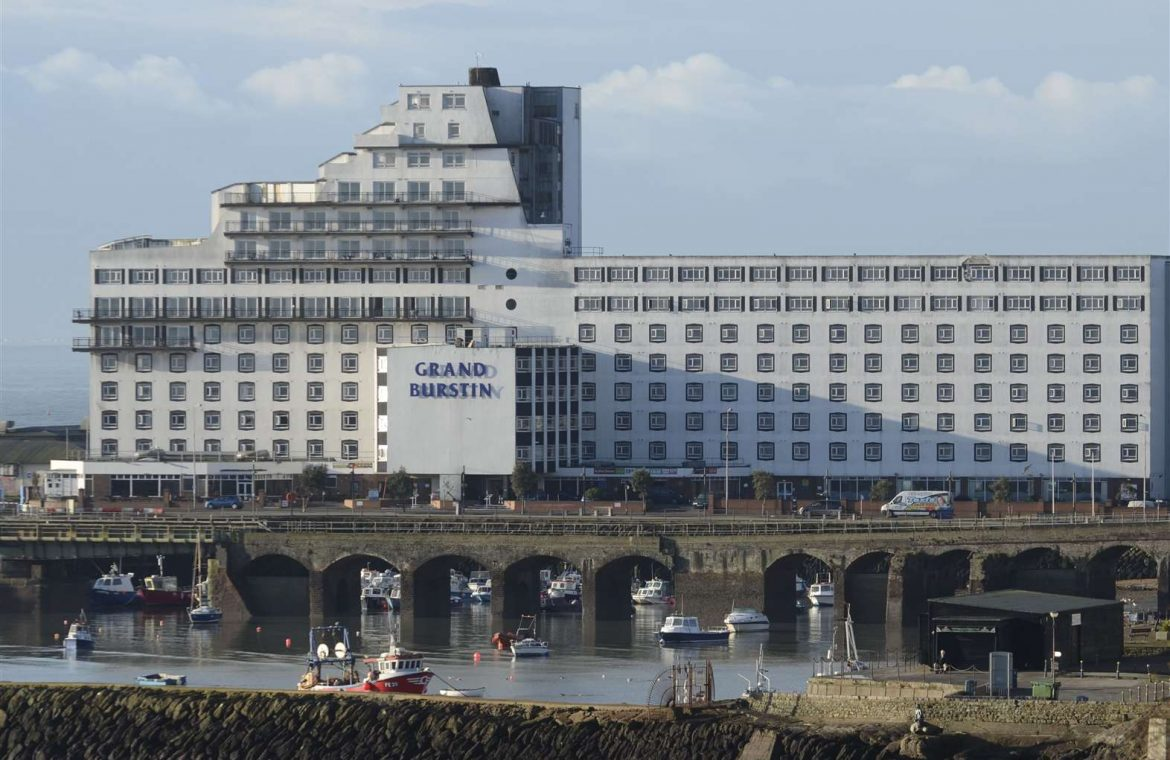 Britannia ranked worst hotel chain for the eighth year in a row in A?  The survey