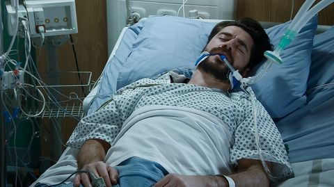 The mystery of Adam Barlow's attack on Coronation Street