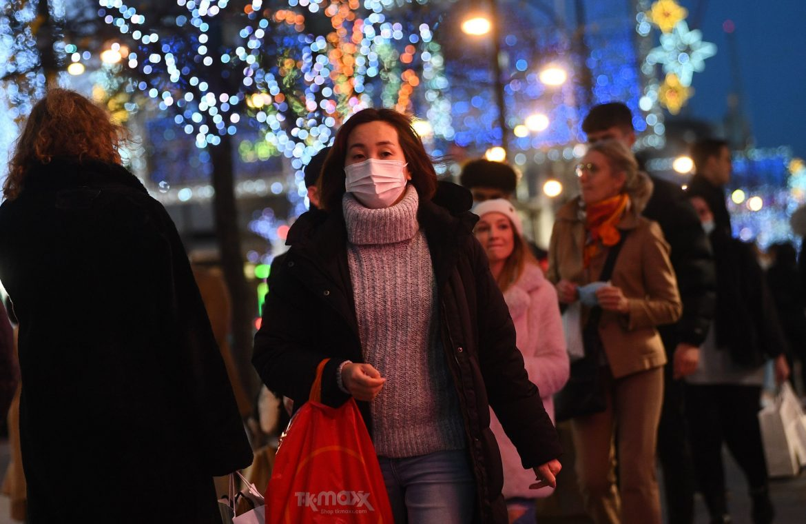 Covid news live: Latest updates as the World Health Organization warns of Christmas gatherings