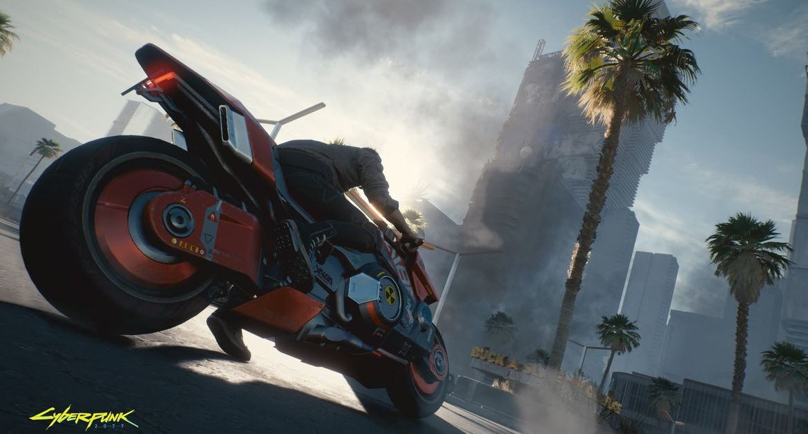 Cyberpunk 2077 on PS4 and Xbox One has big problems