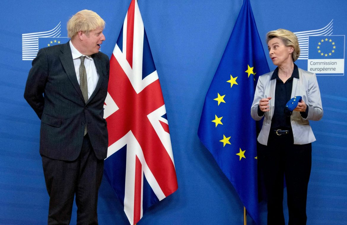European Union representatives will sign the Brexit deal on Wednesday