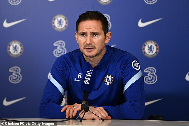 Frank Lampard believes the high-profile players who run their former club are treated differently