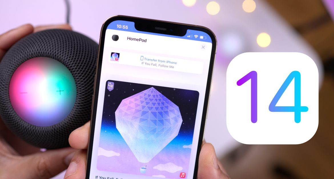 Hands-on changes and new features in iOS iOS 14.4 beta
