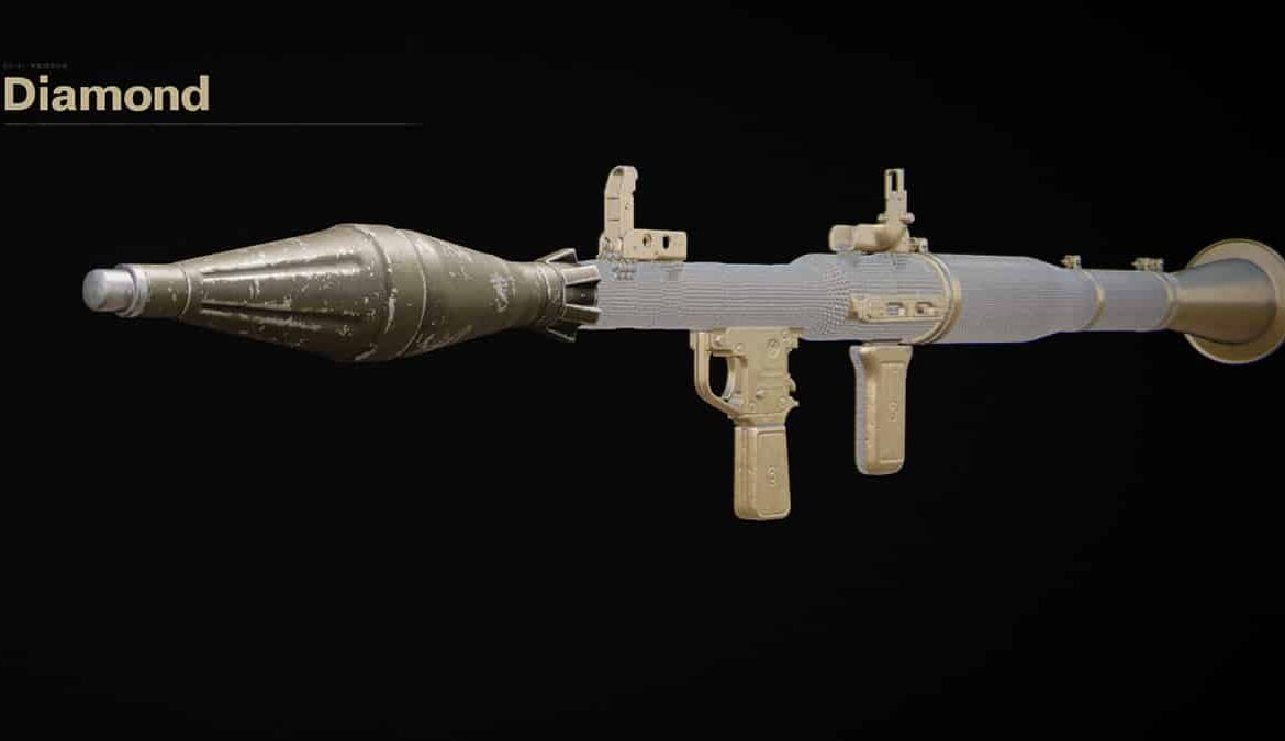 How to unlock Diamond Rocket Launchers easily in Black Ops Cold War