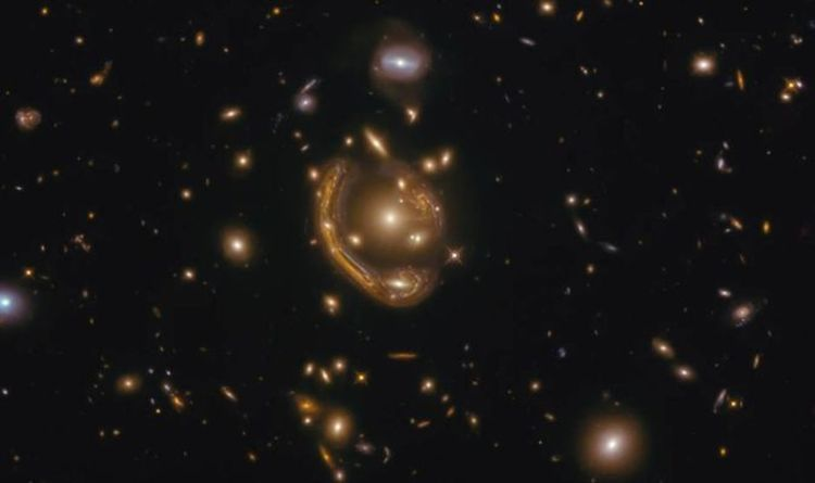 "NASA News: Hubble sees a ""molten ring"" in space, proving Albert Einstein is right  Science 