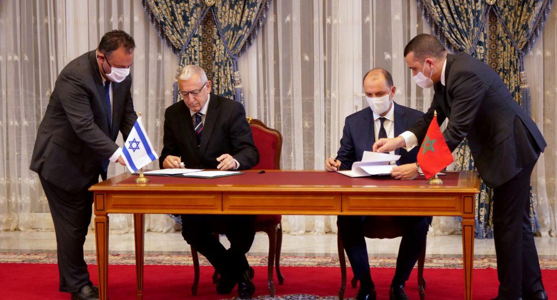 Netanyahu talks with the King of Morocco and invites him to Israel |  Benjamin Netanyahu News