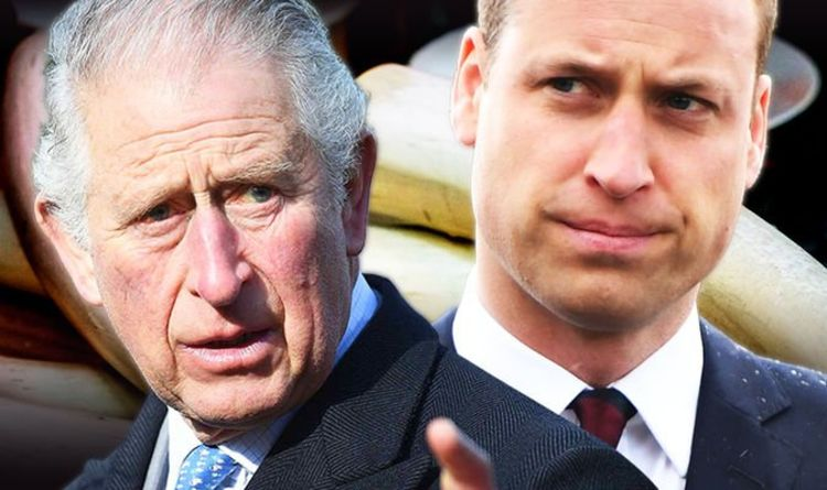 "Prince William ""takes action as king"" after a dispute with Charles over palace ivory stores 