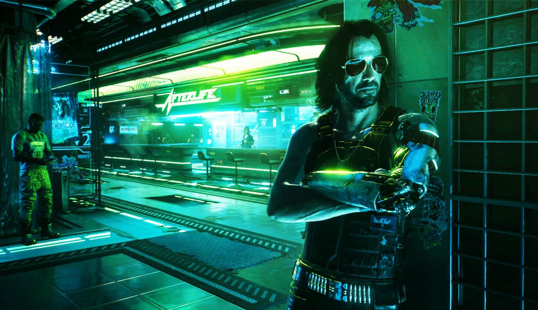 Samurai, Cyberpunk 2077 is almost here awake