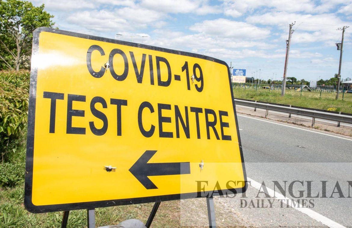 The Covid rate continues to rise in Suffolk and North Essex