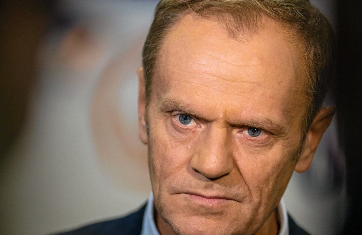 """Too late is good.""  Tusk commented on the Brexit deal"