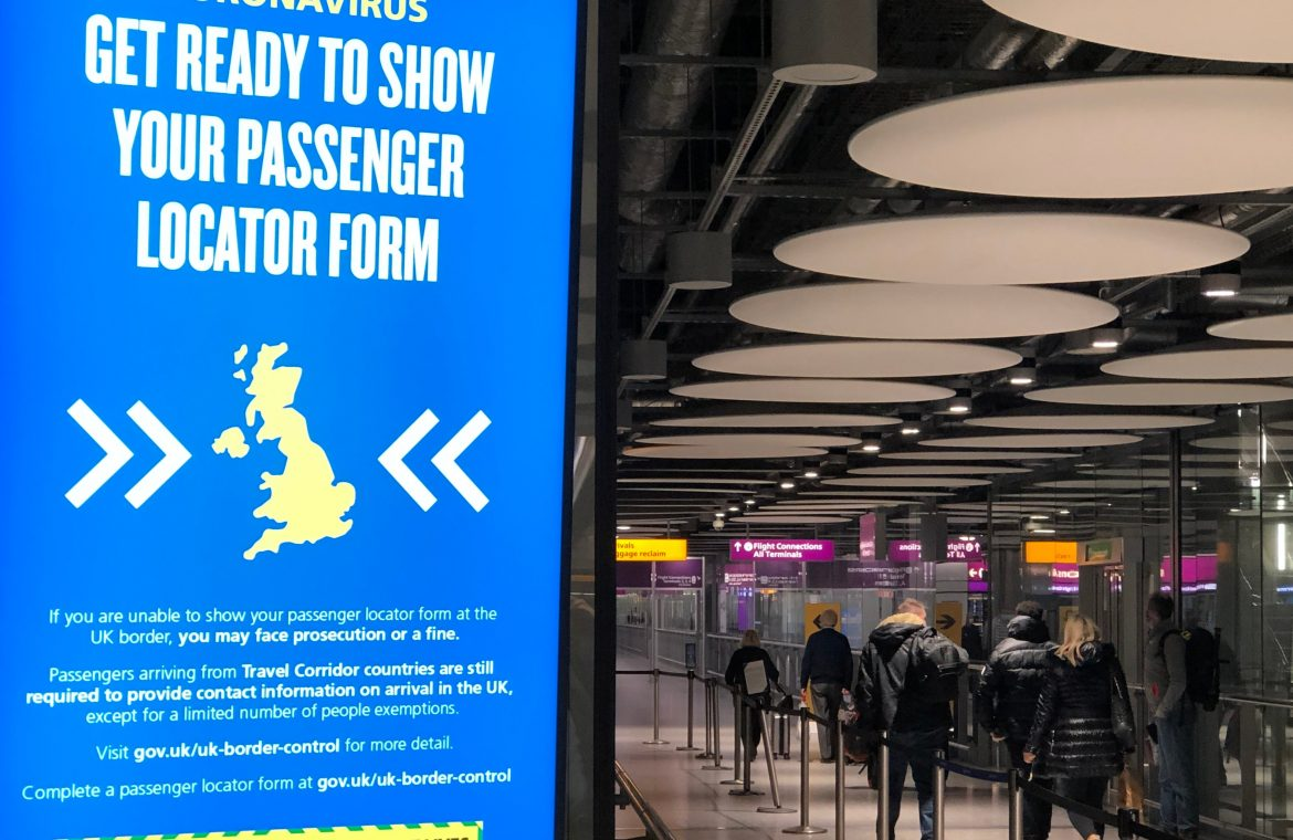 Travel ban on UK flights, ferries and trains: essential questions