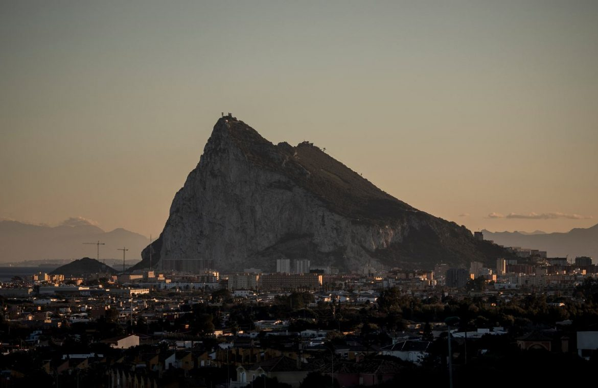 Last minute deal.  Great Britain and Spain reached an agreement regarding Gibraltar