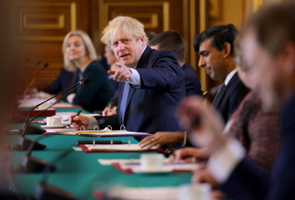 Brexit.  Boris Johnson asks the British to prepare for the fact that there will be no deal with the European Union