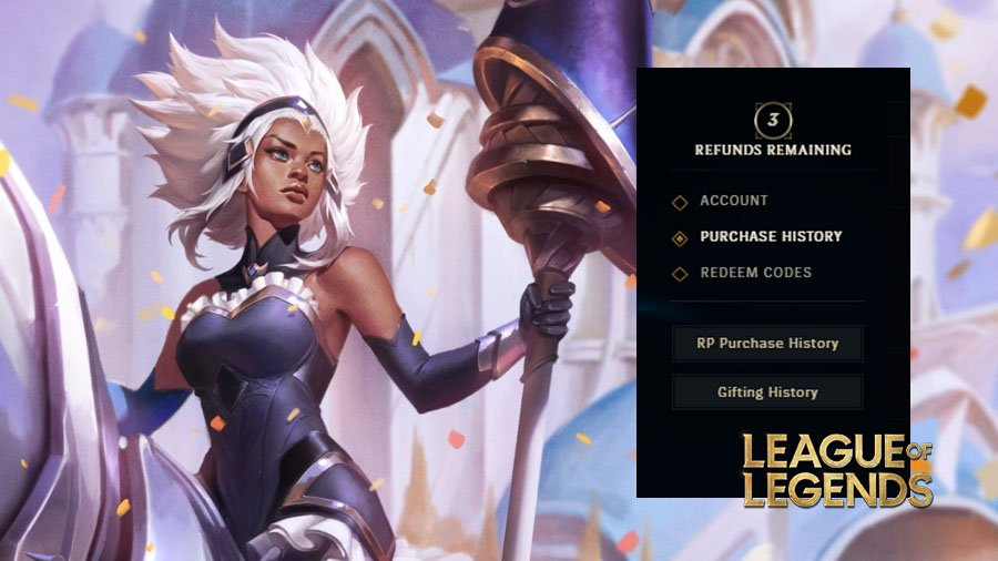 League of Legends redemption codes for 2021 awarded automatically.  Who got them?