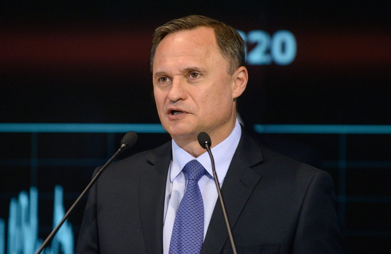 Acquisition of the Idea Bank.  Leszek Kasarniki has not yet resumed