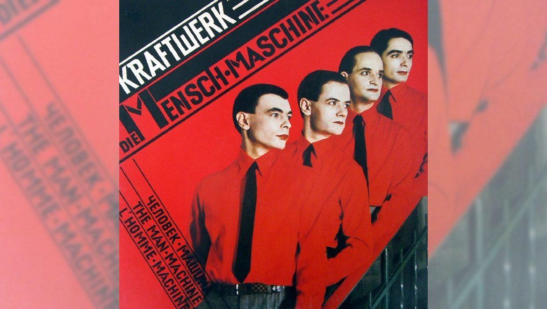 Okładka płyty Die Mensch-Maschine, 1978