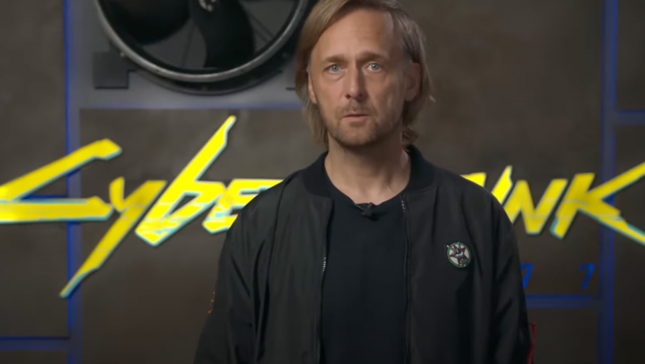 CD Projekt Red's Marcin Iwiński apologizes in a touching video for Cyberpunk 2077