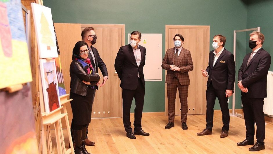 CaleSize Culture Accelerator.  The city authorities met with the directors of the institutions at the new PHOTOS cultural center