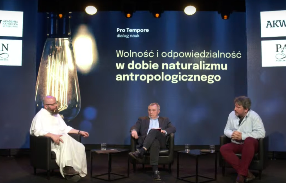 Science Dialogue: Freedom in the Age of Nature
