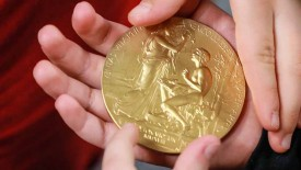 Nobel Prize - the most prestigious prize in the world.  In which categories are they awarded?