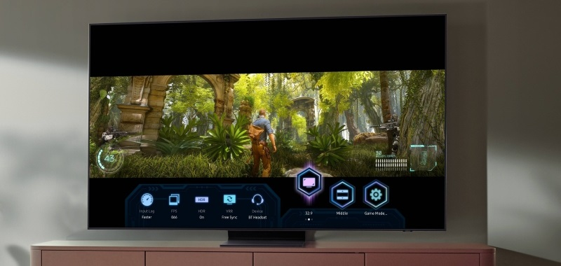 What is a TV console in 2021?  Samsung offers gear for the PS5 and Xbox Series X    S, among other things
