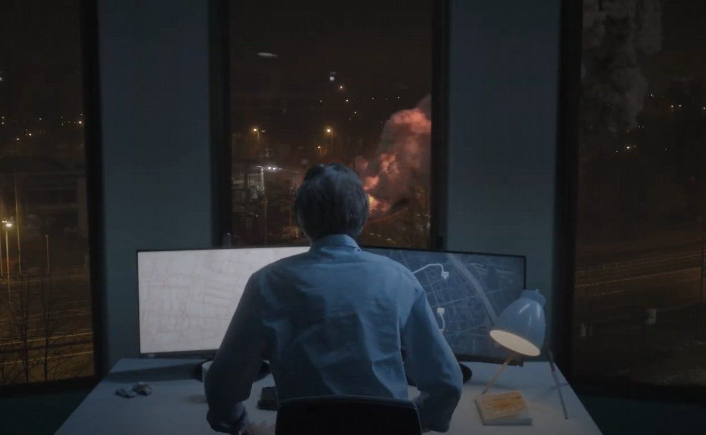 911 Operator - Polish interactive film interactive film;  See the trailer