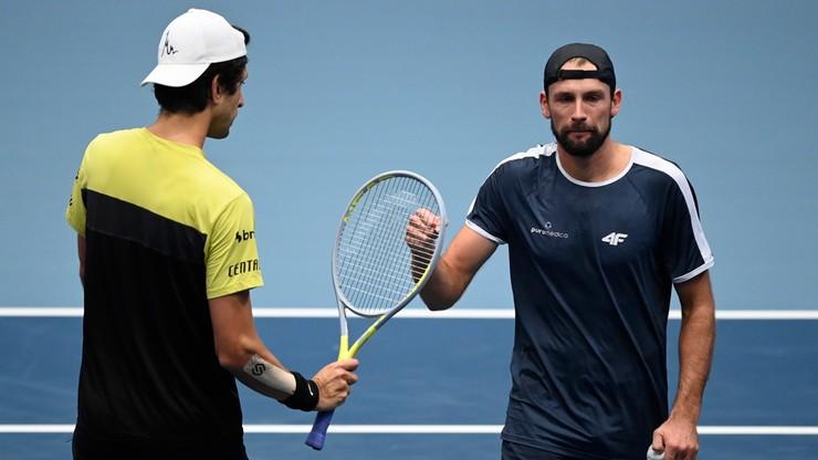 ATP w Paryżu: Kubot i Melo w ćwierćfinale debla