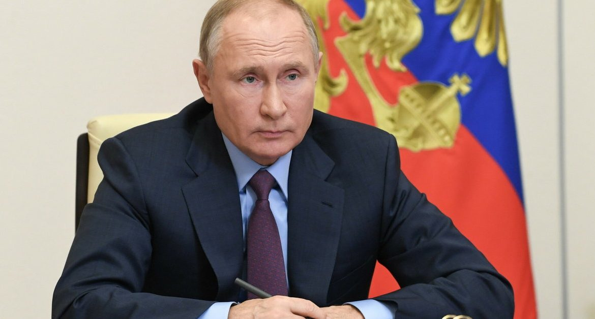 American Elections.  Putin congratulates Biden and affirms his readiness to cooperate