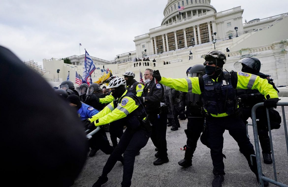 "Angry crowd around Capitol Hill heated up in Congress.  ""Election cancellation is death of democracy""  world News"