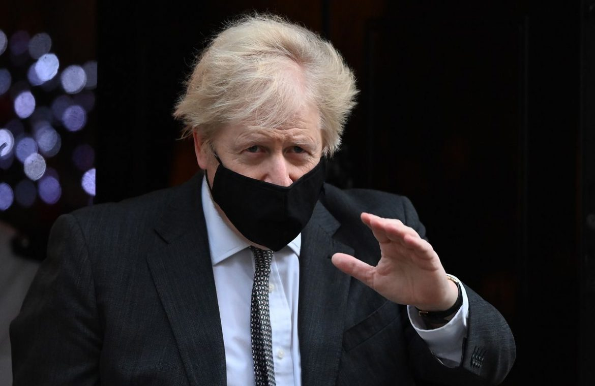Brexit.  Boris Johnson signed a trade agreement with the European Union
